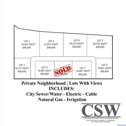 2 Orville Loop, Pasco, WA  (MLS #235334) :: Community Real Estate Group
