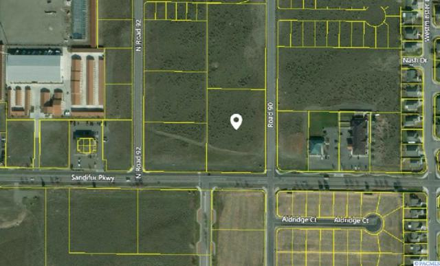 TBD Corner Of Sundifur & 90th, Pasco, WA 99301 (MLS #235340) :: The Lalka Group
