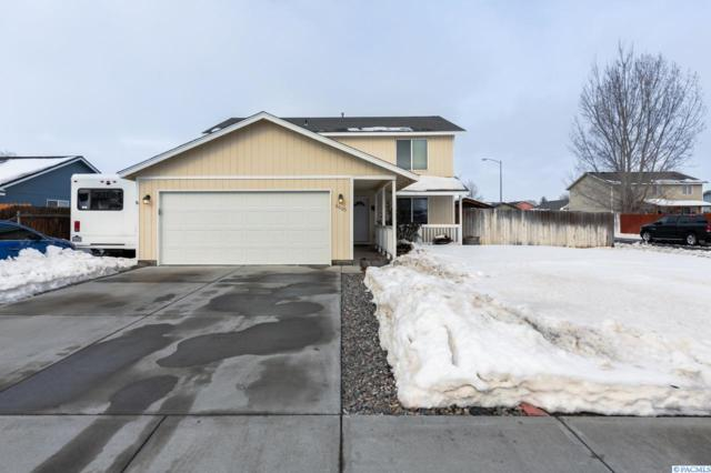 6603 Wrigley Dr, Pasco, WA 99301 (MLS #235393) :: Community Real Estate Group