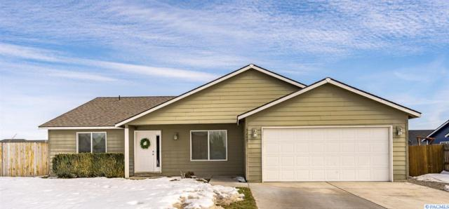 5207 Truman Lane, Pasco, WA 99301 (MLS #235850) :: The Lalka Group