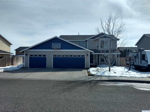 7912 Saturna Drive, Pasco, WA 99301 (MLS #235884) :: The Lalka Group