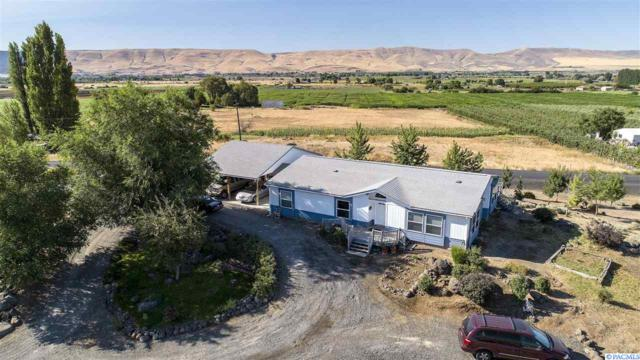 171502 W Johnson Rd, Prosser, WA 99350 (MLS #235902) :: Premier Solutions Realty