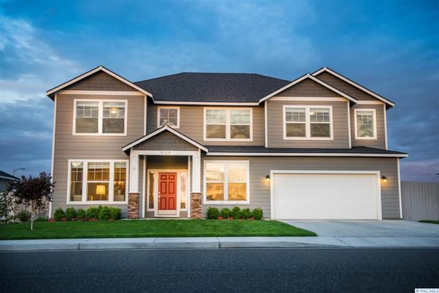 5109 Teruel Lane, Pasco, WA 99301 (MLS #235904) :: The Lalka Group