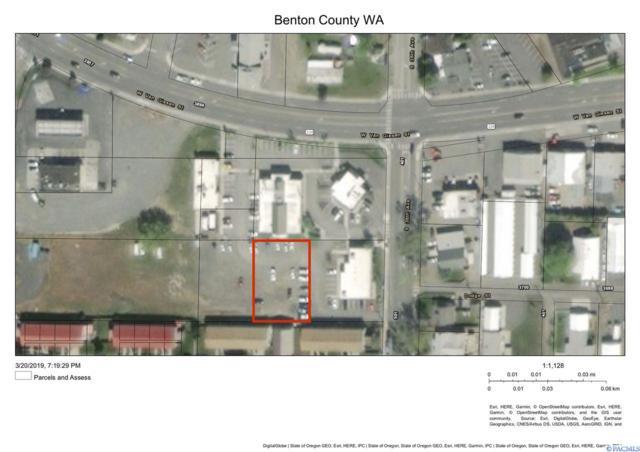 tbd Van Giesen, West Richland, WA 99353 (MLS #235951) :: Premier Solutions Realty