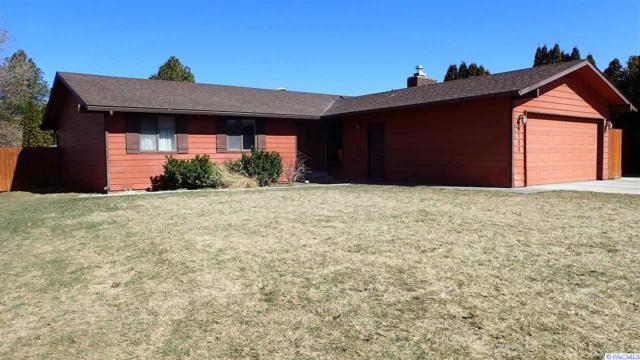 4700 Grouse Dr, West Richland, WA 99353 (MLS #235969) :: Premier Solutions Realty