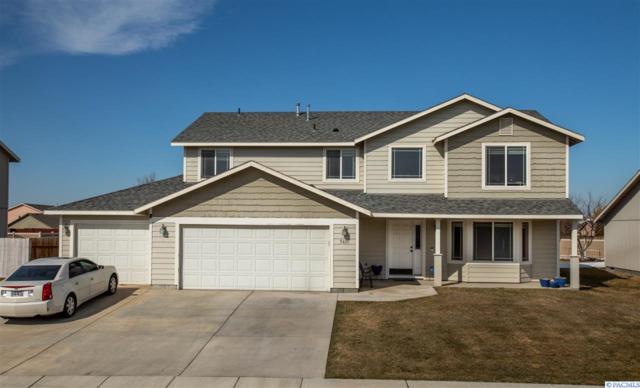 5611 Austin Drive, Pasco, WA 99301 (MLS #235983) :: Premier Solutions Realty
