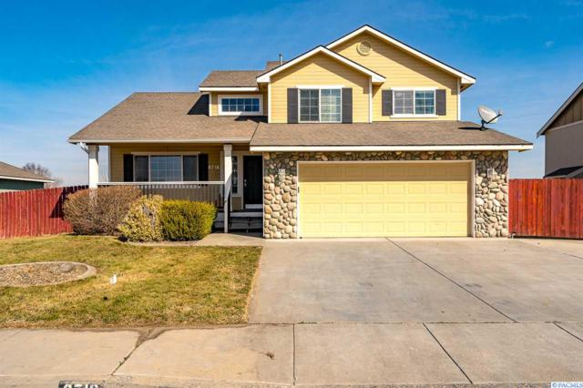 8716 W 1st Ave, Kennewick, WA 99336 (MLS #235987) :: Premier Solutions Realty