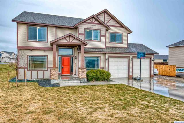 5809 Santa Fe Lane, Pasco, WA 99301 (MLS #236018) :: Dallas Green Team