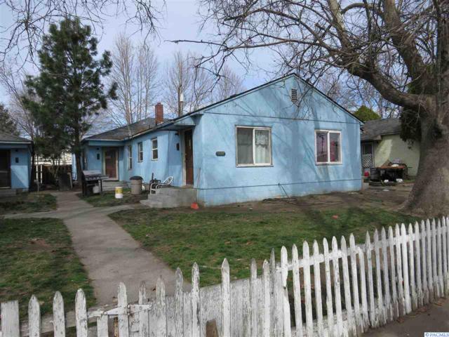 1303-1311 Shoshone St, Pasco, WA 99301 (MLS #236198) :: The Lalka Group
