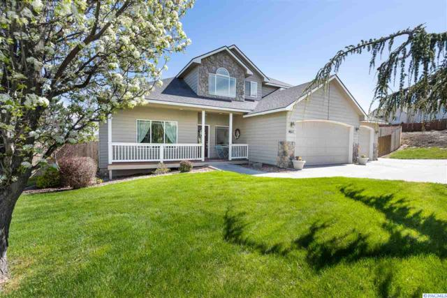 4611 Candy Mountain Ave, West Richland, WA 99353 (MLS #236617) :: Dallas Green Team
