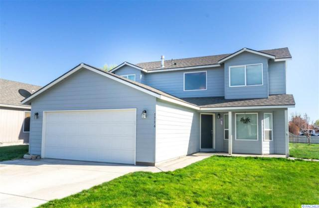 5716 Fillmore Drive, Pasco, WA 99301 (MLS #236643) :: Community Real Estate Group