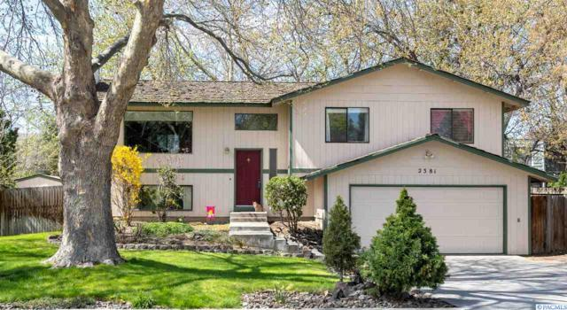 2381 Carriage Ave, Richland, WA 99354 (MLS #236678) :: Community Real Estate Group