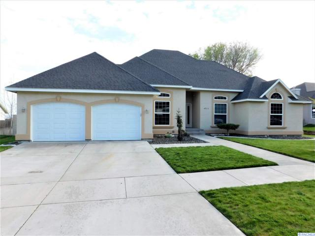 4810 N Mojave Drive, Pasco, WA 99301 (MLS #236683) :: Community Real Estate Group
