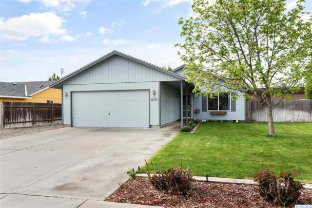 6316 Fenway Dr, Pasco, WA 99301 (MLS #236775) :: Premier Solutions Realty