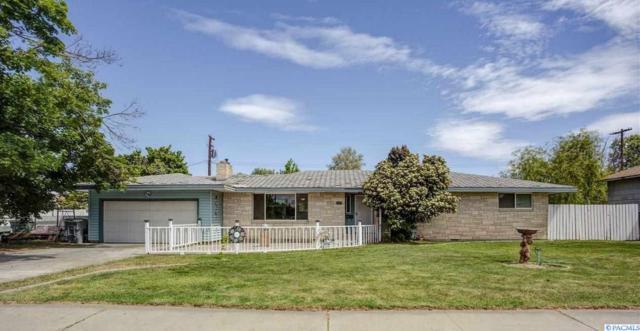 1612 Birch Ave., Richland, WA 99354 (MLS #237200) :: The Lalka Group