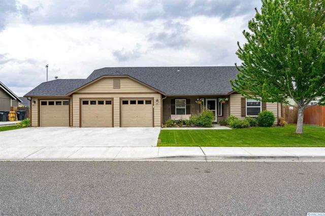 5204 Pinehurst St., West Richland, WA 99353 (MLS #237373) :: Premier Solutions Realty