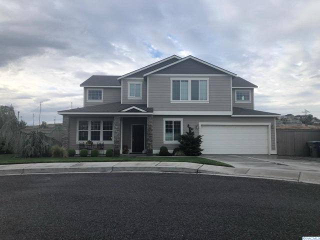 374 Wolverine Ct, Richland, WA 99352 (MLS #237390) :: Premier Solutions Realty
