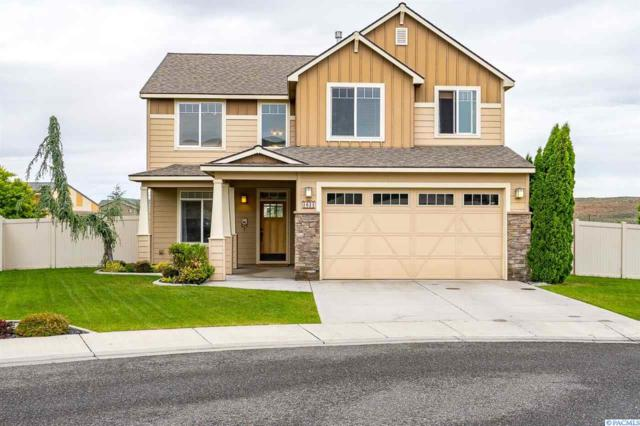 1621 Eaton Ct., Richland, WA 99352 (MLS #237408) :: Premier Solutions Realty