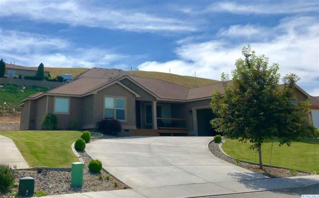 1659 Meadows Hills Drive, Richland, WA 99352 (MLS #237411) :: Premier Solutions Realty