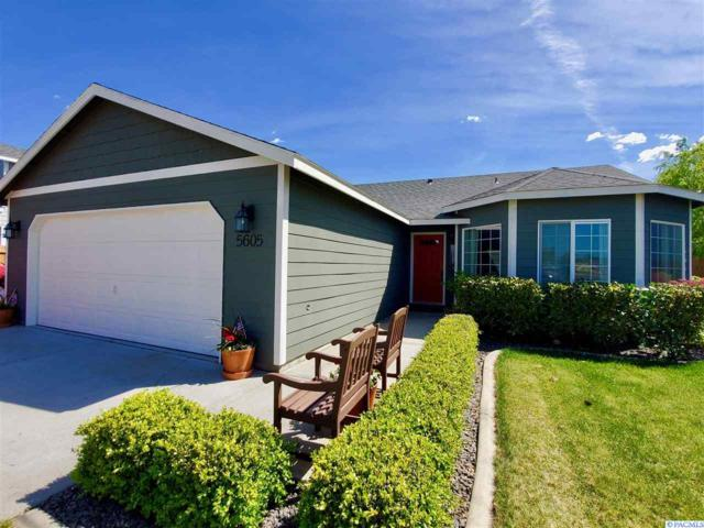 5605 Kona Dr., West Richland, WA 99353 (MLS #237415) :: The Lalka Group