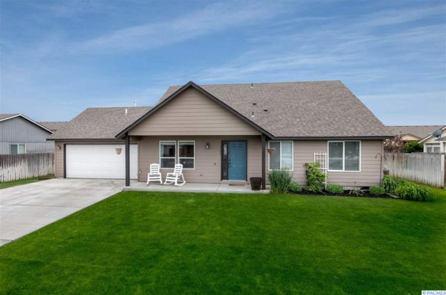 5506 Johnson Dr, Pasco, WA 99301 (MLS #237434) :: The Lalka Group