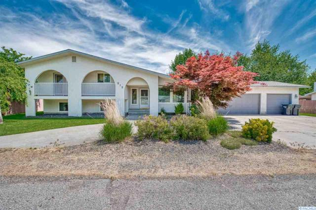 812 N Road 35, Pasco, WA 99301 (MLS #237443) :: Community Real Estate Group