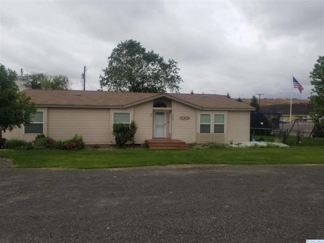 100 S Rowell Ave, Mesa, WA 99343 (MLS #237460) :: The Lalka Group