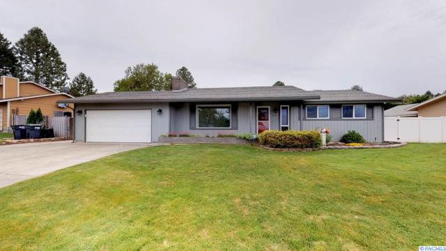 4175 King Drive, West Richland, WA 99353 (MLS #237493) :: The Lalka Group