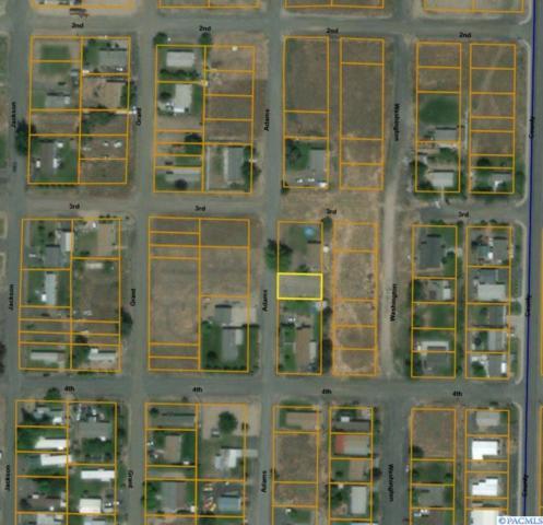 TBD S Adams Ave, Warden, WA 98857 (MLS #237538) :: The Lalka Group