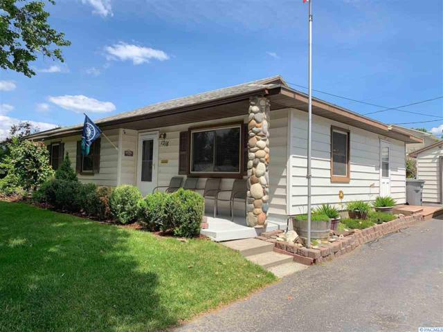 1316 Cottonwood Drive, Richland, WA 99354 (MLS #237604) :: Community Real Estate Group