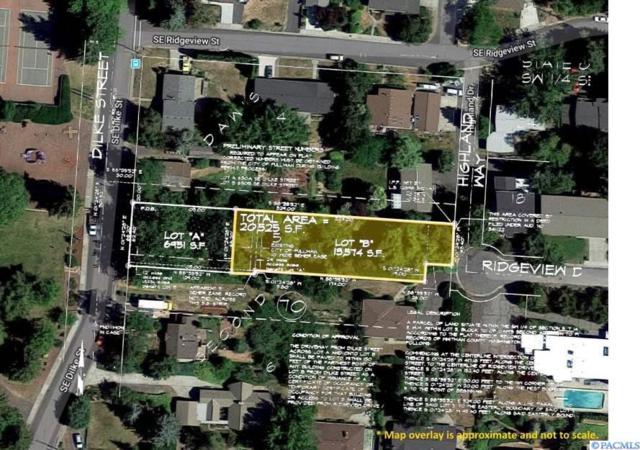 630B SE Dilke Street, Pullman, WA 99163 (MLS #237627) :: Dallas Green Team