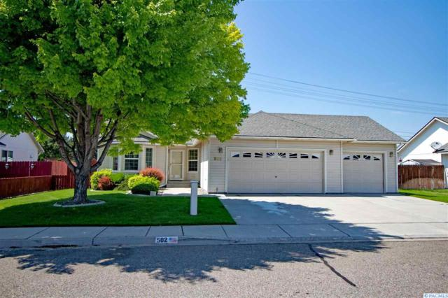 502 S Belfair, Kennewick, WA 99336 (MLS #237720) :: Dallas Green Team