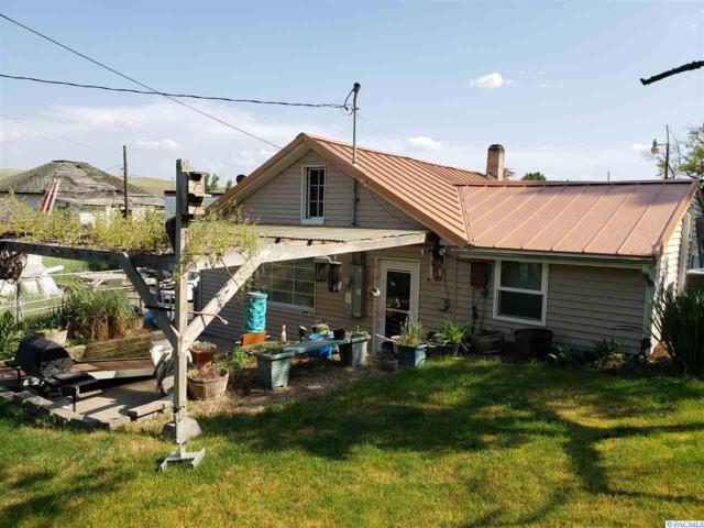 330 S Theil St., Washtucna, WA 99371 (MLS #237754) :: Community Real Estate Group