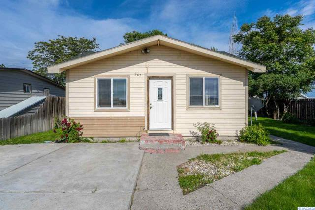 907 S Myrtle Ave., Pasco, WA 99301 (MLS #237758) :: The Phipps Team