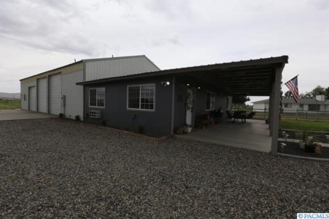 146 Kirby, Burbank, WA 99323 (MLS #237886) :: Community Real Estate Group