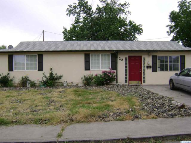 22 E 6th Ave, Kennewick, WA 99336 (MLS #237939) :: Community Real Estate Group