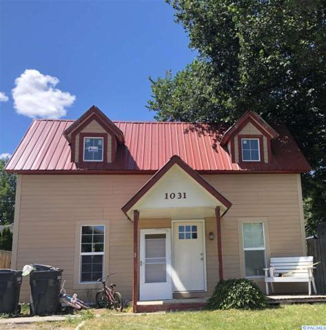 1031 Alice St, Prosser, WA 99350 (MLS #237963) :: Community Real Estate Group