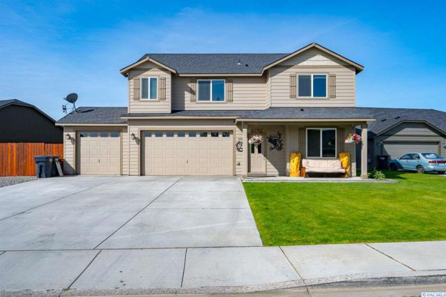 5951 Noble Ct, West Richland, WA 99353 (MLS #238036) :: The Lalka Group