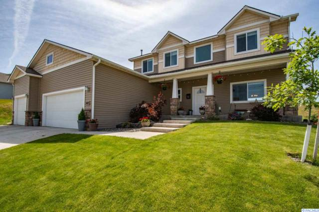 1445 SW Panorama Dr, Pullman, WA 99163 (MLS #238055) :: Community Real Estate Group