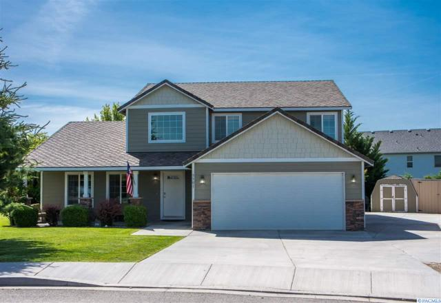 5501 Ala Wai Ct., West Richland, WA 99353 (MLS #238065) :: The Lalka Group