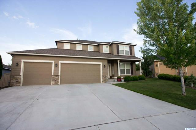 1807 S Irving Pl, Kennewick, WA 99338 (MLS #238085) :: Community Real Estate Group
