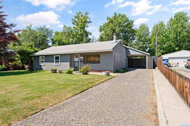 1211 Cottonwood, Richland, WA 99352 (MLS #238088) :: Community Real Estate Group