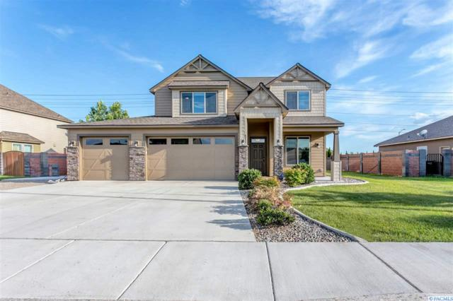 6255 Shale St, West Richland, WA 99354 (MLS #238089) :: The Lalka Group