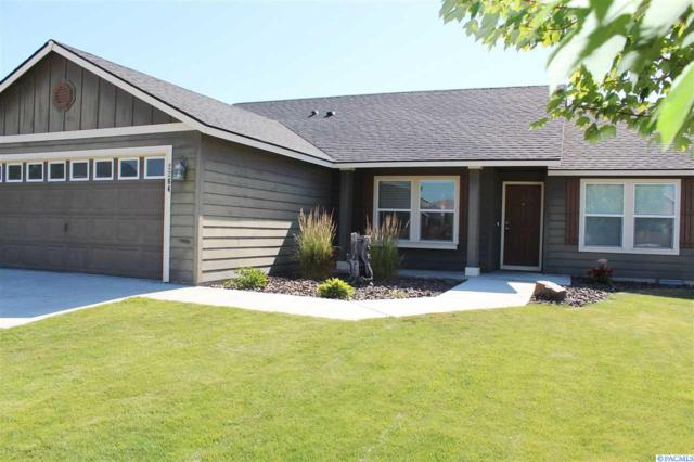 2264 Crab Apple Circle, West Richland, WA 99353 (MLS #238116) :: The Lalka Group