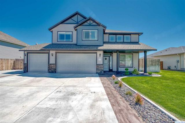 5401 Santa Fe Lane, Pasco, WA 99301 (MLS #238143) :: Dallas Green Team