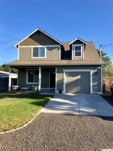 135 3Rd St, Touchet, WA 99360 (MLS #238165) :: Community Real Estate Group