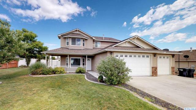 4015 Twilight Court, Pasco, WA 99301 (MLS #238275) :: Community Real Estate Group