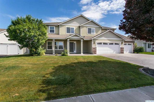 4611 Monterey Dr, Pasco, WA 99301 (MLS #238276) :: Community Real Estate Group