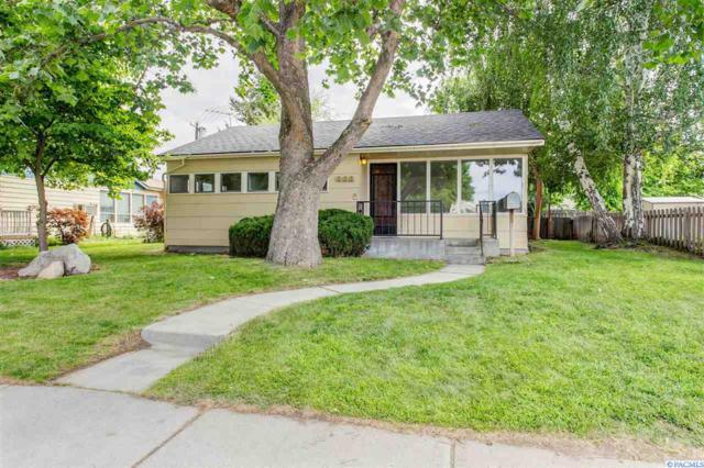 808 Winslow Ave, Richland, WA 99352 (MLS #238280) :: Community Real Estate Group