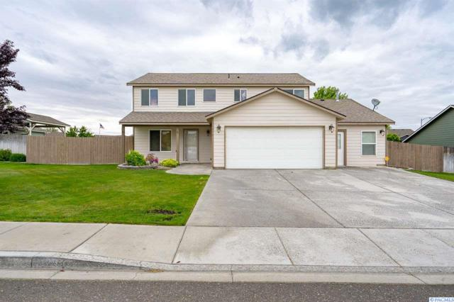 5317 Roosevelt Drive, Pasco, WA 99301 (MLS #238289) :: Community Real Estate Group